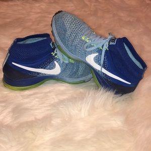 Women's Nike Zoom All-Out Flyknit 'Racer Blue'